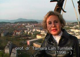 Prof. dr. Tamara Lah Turnšek (foto: Arhiv NIB)