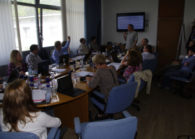 International meeting for INFECT-MET project (Photo: FITO)