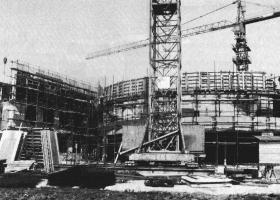Gradnja nove stavbe Biološkega središča Ljubljanski del inštituta se je postopoma selil v novo zgradbo Biološkega središča na Večni poti 111 v Ljubljani