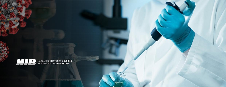 NIB SE ODZIVA na doslej neprecedenčno krizo pandemije novega koronavirusa z mobilizacijo znanj