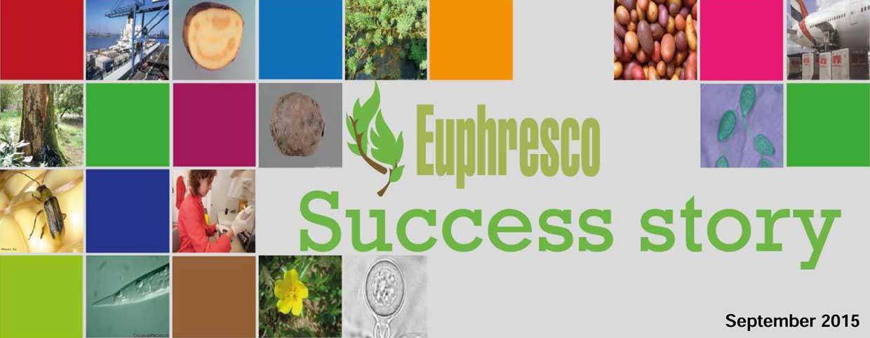 Uspešna zgodba evropskega projekta EUPHRESCO – GRAFDEPI2