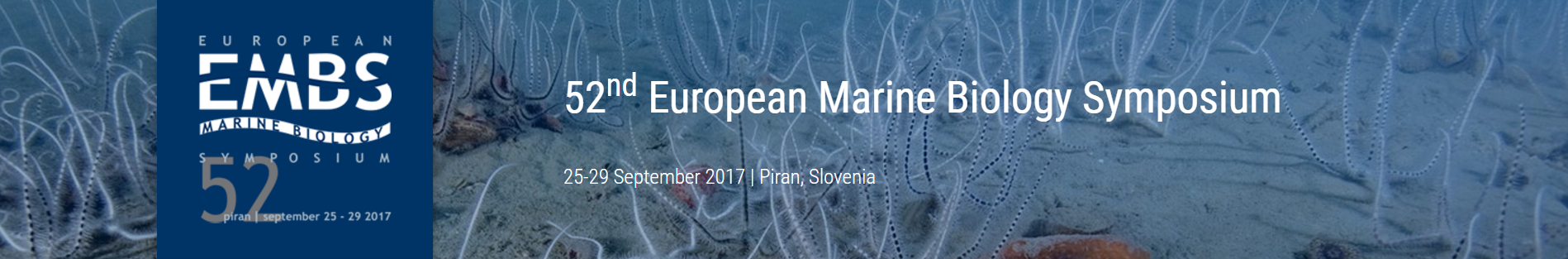 52nd European Marine Biology Symposium