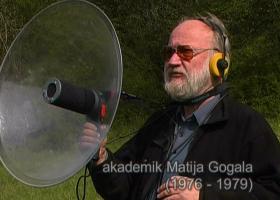 Prof. dr. Matija Gogala (foto: Arhiv NIB)