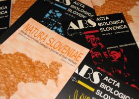 S številnimi slovenskimi in tujimi ustanovami sodelujemo v dolgoletni izmenjavi njihovih publikacij za reviji Acta Biologica Slovenica in Natura Sloveniae. (foto: B. Černač)