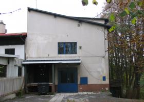 Karlovška c. 19 (foto: Arhiv NIB) 1988 - Ljubljanski del inštituta se je preselil v prostore na Karlovški 19 v Ljubljani. (foto: Arhiv NIB)