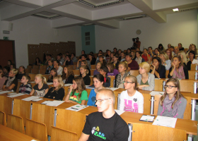Researchers Night, 27.9.2013. (Photo: H. Končar)