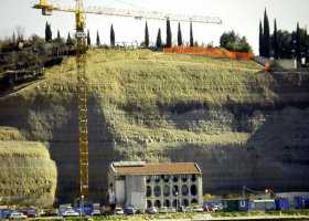 Gradnja nove MBP 2000-2003 (foto: Arhiv NIB)